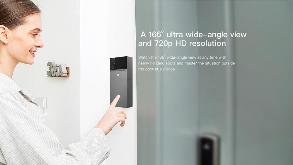 กริ่งประตู มีกล้อง ดูผ่านมือถือ doorbell Video Door Phone, Videophone, Video Intercom